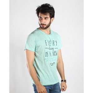 Red Tree - Green Cotton tshirt - RT1537s