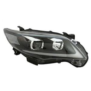 Toyota Corolla Headlamps Nike Style