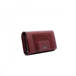 Dapper Burgundy Wallet By Julke