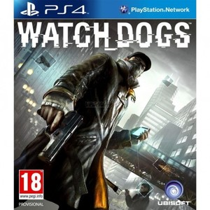 Watch Dogs Game For PlayStation 4