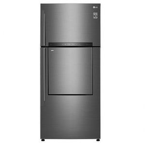 LG GN-D732HLHU Freezer-on-Top Door-in-Door Smart Refrigerator 18 cu ft Official Warranty