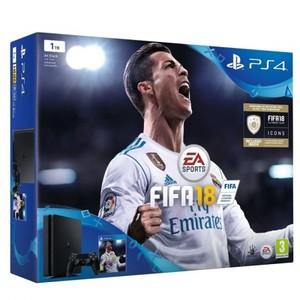 Sony PlayStation 4 1TB with FIFA 18