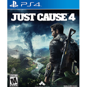 Just Cause 4 For Playstation 4