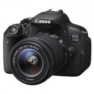 Canon EOS 700D DSLR Camera 18-55mm STM Lens With Warranty