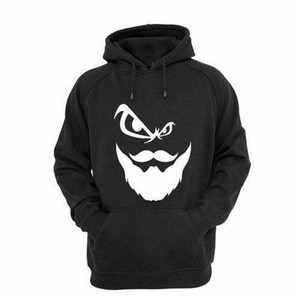 Angry Beard Hoodie By Next Level Clothing