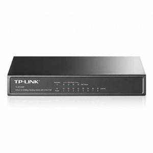 TP-LINK TL-SF1008P 8-Port 10 / 100M Desktop PoE Switch