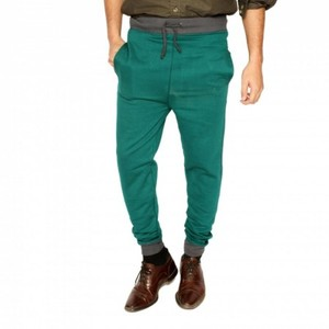 Red Tree French Terry -Green trouser-RT6018