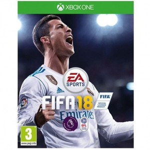 FIFA 18 Standard Edition Game For Xbox One