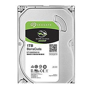 Seagate BARRACUDA35 3.5 Hard Drive 1TB With 2 Year Official Warranty