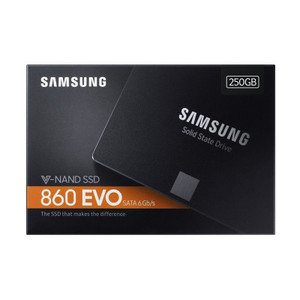 Samsung 250gb 860 Ssd Hdd With Official Warranty