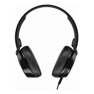 Skullcandy Riff On-Ear Headphones With Mic Black