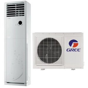 Gree GF-24CD-R410A Floor Standing Air Conditioner 2.0 Ton With Official Warranty (Only In Karachi)
