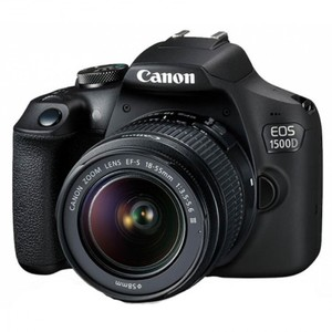 Canon EOS 1500D With 18-55mm With Warranty