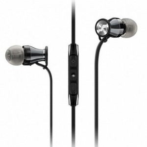 Sennheiser Momentum M2 IEI In-Ear Headset - Black