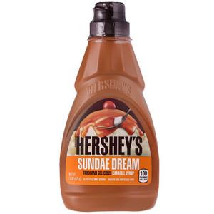 Hersheys Syrup Caramel Sundae 425gm