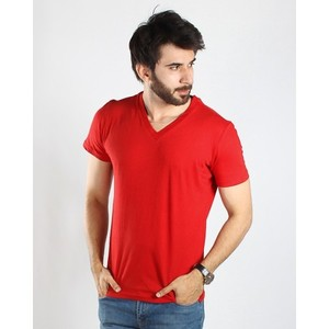 Red Tree - Red Cotton tshirt - RT1504s