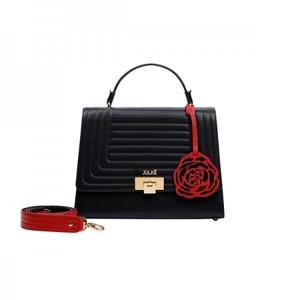 Charme Noir Hand Bag By Julke