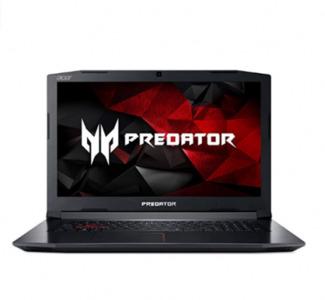ACER Predator Helios 300-PH317.002 Core i7 7700 HQ–2.8 GHZ 16GB 1TB+256S 17.3 FHD WL 6GB GTX1060 BT+CAM Windows10