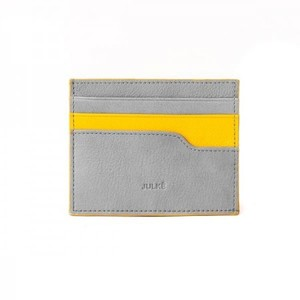 Cooper Card Holder Grey By Julke