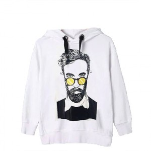 Beard 1 Hoodie By Next Level Clothing