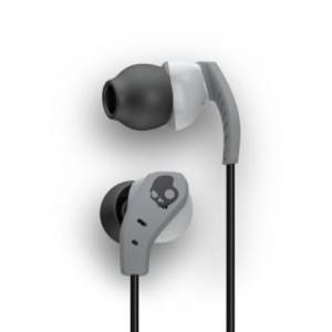 Skullcandy S2CDGY-405 Method In-Ear Sport Performance Earphones Gray