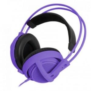 Steelseries Siberia V2 Full Size Head Set Purple