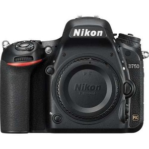 Nikon D750 Dslr Camera Body Only With 16GB Card  Bag & Warranty