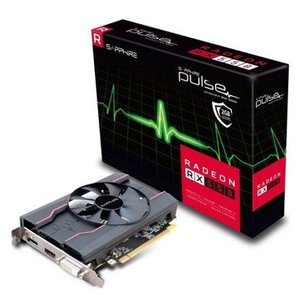 "Sapphire Pulse Radeon RX 550 2GD5 Graphics CardSAPPHIRE PULSE Radeonâ""¢ RX 550 2GD5The SAPPHIRE Pulse Radeon RX550 is a low-tier model perfect for online games like League of Legneds  Voerwatch  Rocket League or Counter Strike:Global Offensive. Based"