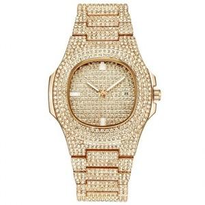 Giorgio Luxus 18kt Gold Plated Watch GLW81