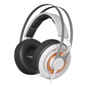 SteelSeries Siberia Elite Prism Headset White