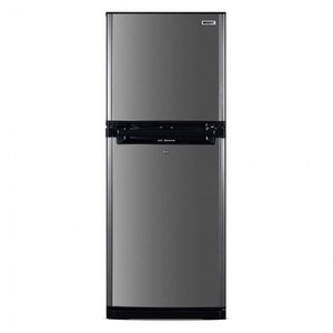 Orient OR-5535 IP Ice Series 10 Cu Ft 260 Liters Refrigerator Hair Line Silver