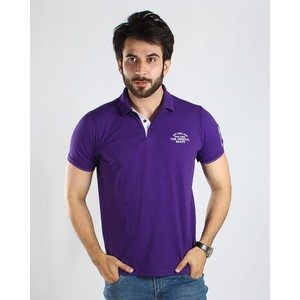 Red Tree - Purple Cotton Polo - RT1533s