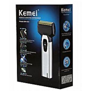 KemeiPowerful Double Bladed Trimmer Beard Shaver For Men Km-822