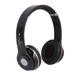 Wireless Bass Bluetooth Headphone - Black