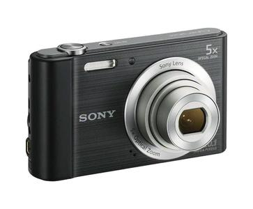 Sony Cyber-shot DSC-W800/BC Digital Camera, 20.1 mega pixel