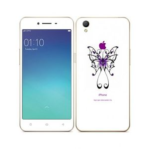 Oppo A37 - Butterfly iPhone Look Skin - Mobile Skin