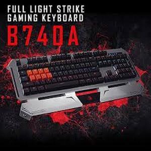 BLOODY B740A -World'S Fastest Lightstrike Gaming Mechanical Keyboard Original