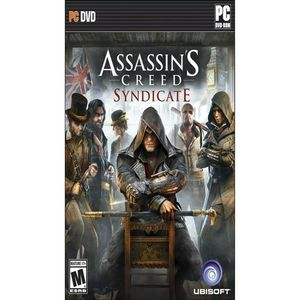 Assassins creed syndicate pc game dvd