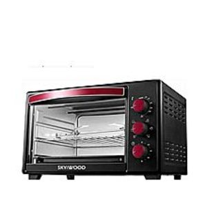 Sk20B-R Electric & Microwave Grill Convection Oven - 20 Liter
