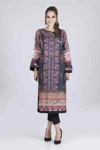 Bonanza Satrangi WINTER COLLECTION-19 VOL.1 1 PC Unstitched Kurti for Women