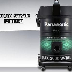 Panasonic Commercial Vacuum Cleaner MC-633