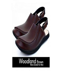 Brown Peshawari Sandals for Men