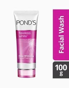 PONDS FLAWLESS FACIAL FOAM FACE WASH