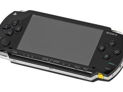 PSP SONY WITH 34 GAMES INSTALL (GTA/NFS/COD/NFS