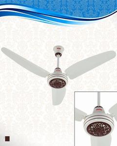 Ceiling Fan - Regency Model 56'' - Copper Winding - Dark Wood