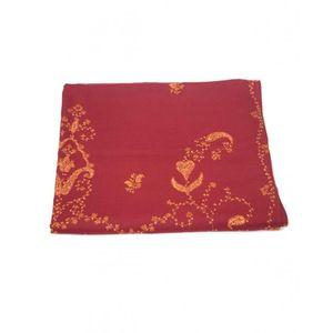 DesiBazaar Handmade Woolen Shawl for Women - HWS-020