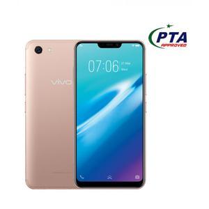 """Vivo Y81i Mobile Phone  6.22"""" - 2GB RAM - 16GB ROM - 13MP  - Gold"""
