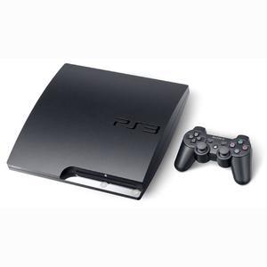 Ps3 Console - Black