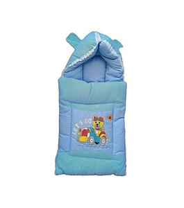 Zm Baby Soft & Warm Sleeping Bag - Blue
