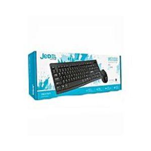JedelWireless Keyboard Mouse Combo